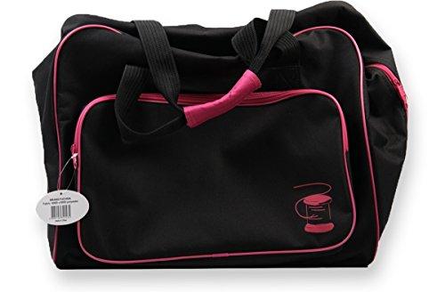 Groves Bolsa para máquina de coser, color rosa