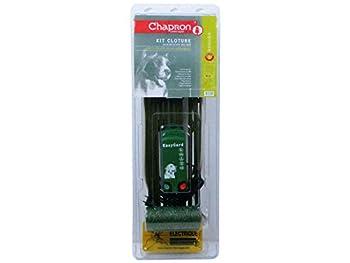 Chapron Leménager Kit clôture électrique pour Chien Easyclot