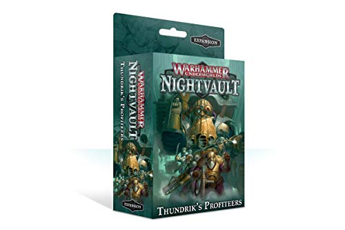 Games Workshop Warhammer Underworlds: Nightvault - Thundriks Profitjäger