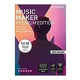 MAGIX Music Maker - 2019 Premium Edition - Unser beliebtestes Musikprogramm! Mehr Power. Mehr Loops. Mehr Möglichkeiten. | Standard | PC | PC Aktivierungscode per Email