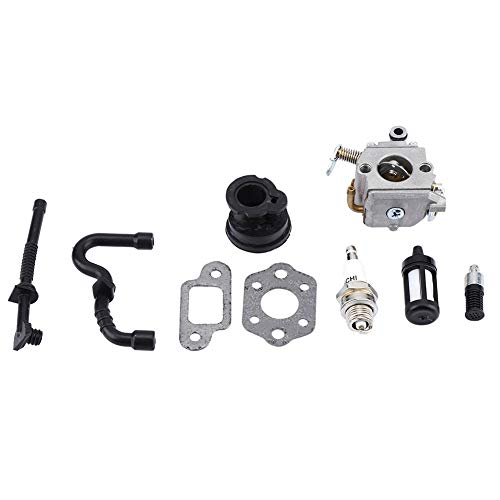 Fdit carburateur voor Stihl MS170 MS180 017 018 kettingmaaier Carb Echo Homelite