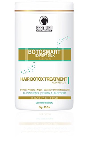 Botosmart Expert Silk Hair Treatment with Collagen with Vitamin A,Aloe Vera 1 Kilo