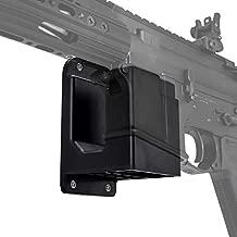 Adoreal Gun Rack Wall Mount for Standard Rifle, Wall Gun Rack, Rifle Accessories