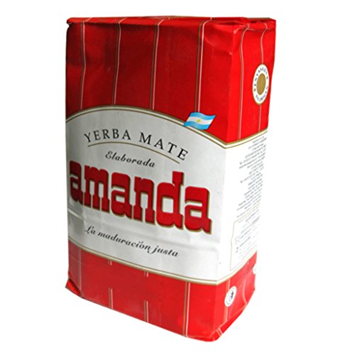 Yerba Mate Amanda Roja (10x1Kg)