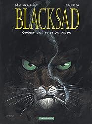 livre Blacksad, tome 1 : Quelque part entre les ombres