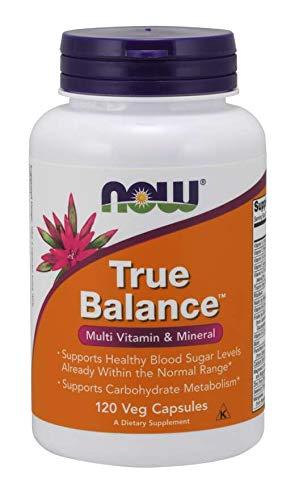 Now Foods - Suplemento Alimenticio Multivitaminico y Minerales - 120 Cápsulas