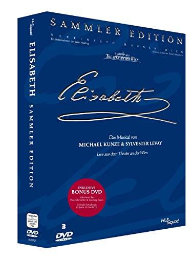 Elisabeth - Das Musical Sammler Edition - Live aus dem Theater an der Wien [3 DVDs]