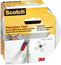 Scotch 47035048B plakband van glasvezel, transparant