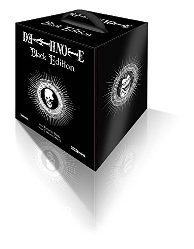 Death Note. Black edition. Cofanetto vuoto: Vol.