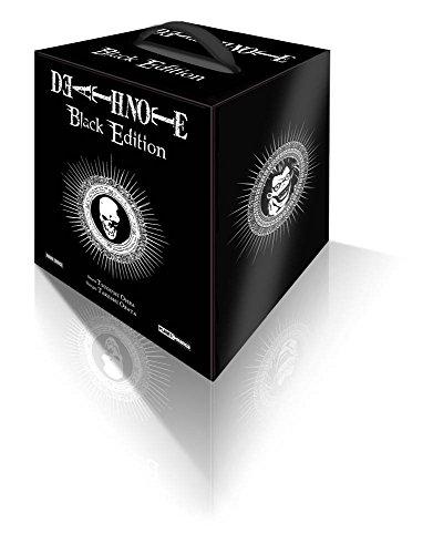 Death Note. Black edition. Cofanetto vuoto (Vol.)