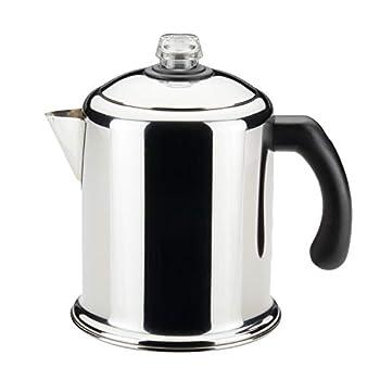 Best camp coffee pot percolator Reviews