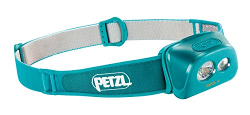 Petzl Stirnlampe Tikka Plus, Turquoise, E97HT