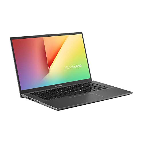 ASUS VivoBook 14 F412FJ (90NB0M22-M00980) 35,5 cm (14 Zoll, FHD, WV, Matt) Notebook (Intel Core i5-8265U, 8GB RAM, 256GB SSD, NVIDIA GeForce MX230 (2GB), Windows 10) Slate Grey