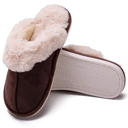 (55% OFF Coupon) Women's Memory Foam Slipper $9.89
