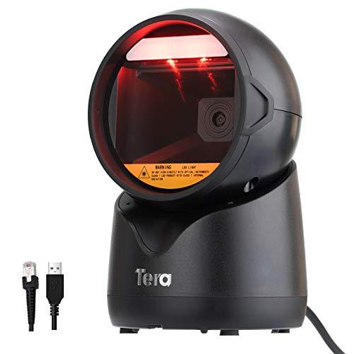 Tera Barcodescanner 1D 2D QR Bild