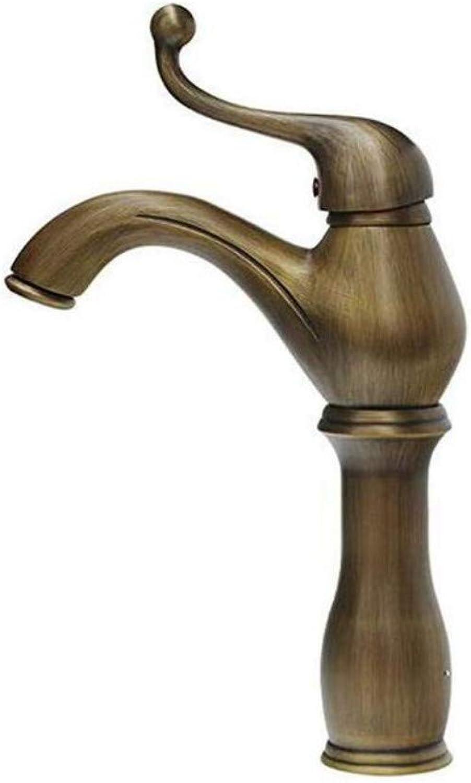 Brass Wall Faucet Chrome Brass Faucetdeck Mount Hot Cold Bath Mixer Water Tap Bathroom Faucet