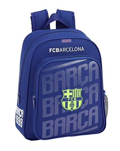 FCB FC Barcelona Mochila pequeña niño Adaptable Carro.