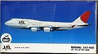 ハセガワ 1/200 日本航空 ボーイング 747-400 #1