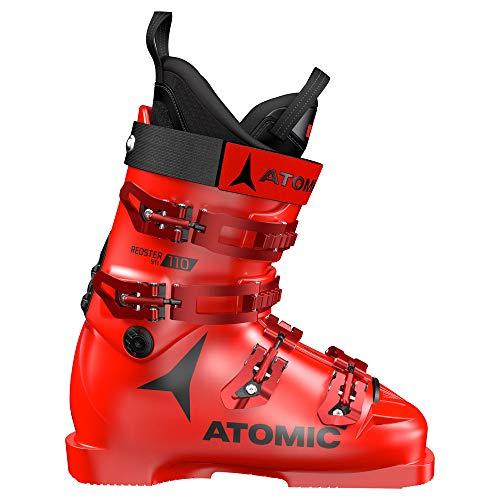Atomic Unisex-Erwachsene STI 110 Ski-Stiefel, Red/Black, 42 EU