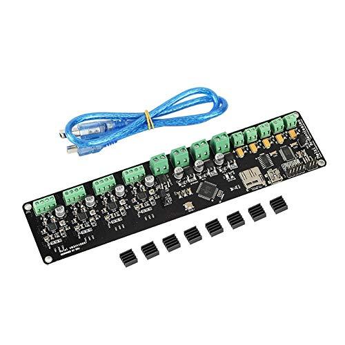 SSG 12V-24V ATmega1284P A4988 Controller Board gepasst for DIY Tronxy Prusa I3 Melzi 2.0 3D Printer Motherboard Teile