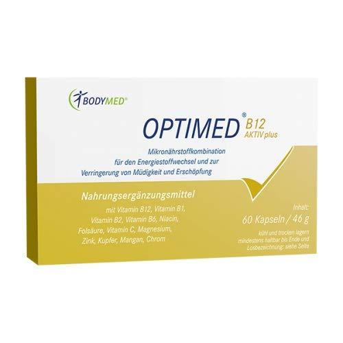 Bodymed Optimed B12 AKTIV plus