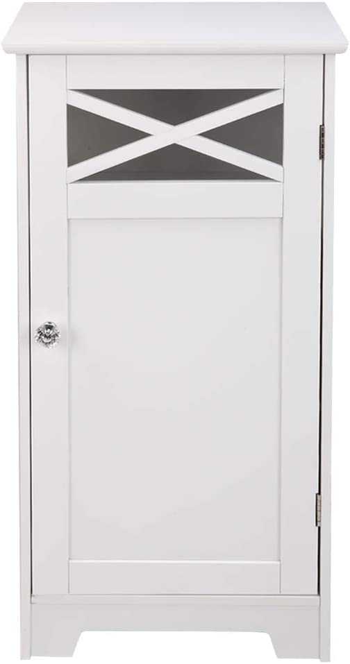 Single Lowest price challenge Door Fork Bathroom Cabinets White Bathr Cabinet List price