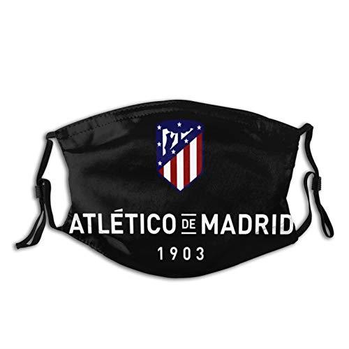 longdai Atletico Madrid MultifunktionaleKopfbedeckungfürdenAußenbereich,RunningMagic-Stirnband-Haarband,Sportfischen,Motorradfahren,Gesichtsmaske,UV-Beständigkeit,Wandern,Kletterschal,Bandana