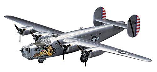 ハセガワ 1/72 アメリカ陸軍 B-24J リベレーター プラモデル E29