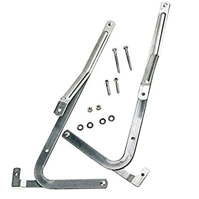 Werner 55-1 Attic Ladder Replacement Hinges