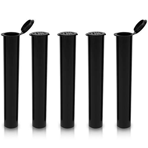 5x Joint-Tube KingSize 110mm Undurchsichtig Joint-Hülle Joint-Behälter Joint Hüllen Joint-Hülse Zigaretten Box