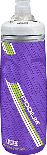 CAMELBAK Podium Chill 21 oz Insulated Botella, Unisex Adulto, Morado (Prime Purple), Talla Única