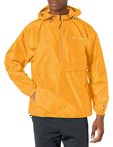 Champion Men's Jacket, C Gold, L