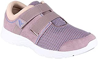 Vionic Women's Brisk Ema Slip On Lesire Shoes - Casual Walking Shoes with Concealed Orthotic Arch Support