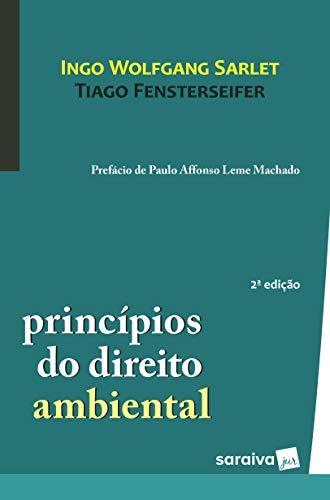 Princípios do direito ambiental - 2ª edição de 2017