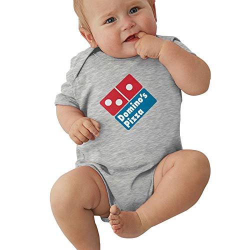 Pijama unisex para bebés y niñas, mono de pizza, para niños de 0 a 2 T, para niños de 6 meses