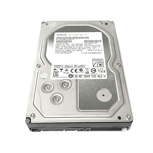 HITACHI Deskstar 5K3000 HDS5C3030ALA630 (0F12460) 3TB 32MB Cache CoolSpin SATA III 6.0Gb/s 3.5in Internal Desktop Hard Drive (Renewed)