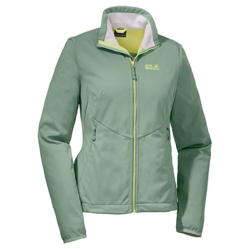 Jack Wolfskin, softshelljas voor dames, Chill Out Jacket Women