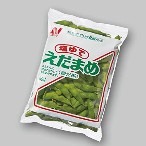 ニチレイ タイ 塩ゆで枝豆75LB 500g【冷凍】