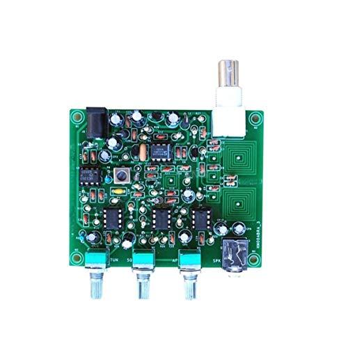 Rouku Air Band Klimaanlage Funkempfänger Aviation Band Receiver Board Filtermodul Hochempfindliches Kit