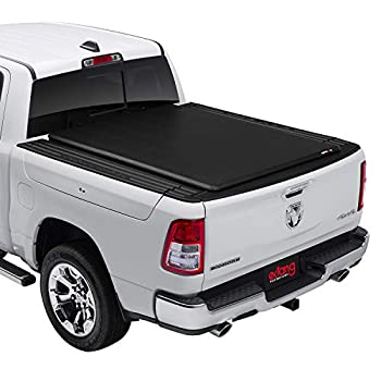 Extang Trifecta 2.0 Soft Folding Truck Bed Tonneau Cover | 92424 | Fits 2019-20 Dodge RAM W/Rambox  New Body Style  Fits with and without Multi-Function  Split  Tailgate 5 7  Bed