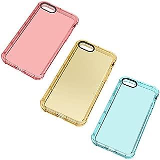 iPhone 7 カバー iPhone 7 携帯ケース Bonice 組み合わせ 3in1 クリアケース ソフト 透明TPU 高品質 エアクッション 落下防止 四隅に衝撃吸収 散熱加工 柔軟 防塵 耐衝撃 丈夫 人気 アイフォン7 ケース