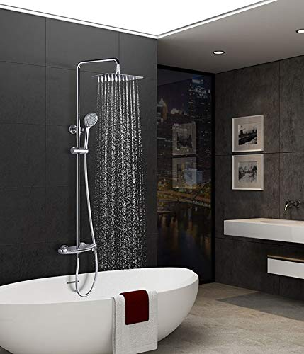 Columna termostática de ducha y bañera Imex Sidney BTS016