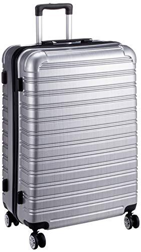[アイダディ] 【idadi】軽量キャリーケース スーツケース M6080 保証付 80L 68 cm 4.7kg M6080L-95 シルバー