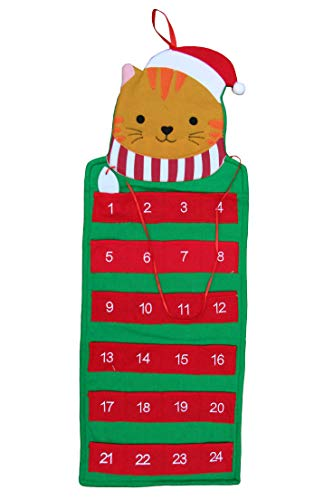 Cute Advent Calendar for Cat Lovers