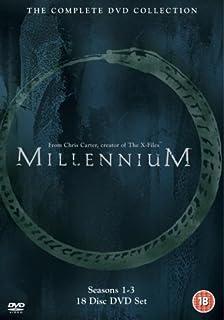 Millennium - Season 1-3 [DVD] [1996] (B0002W12XA) | Amazon price tracker / tracking, Amazon price history charts, Amazon price watches, Amazon price drop alerts