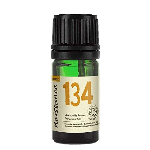 Naissance Manzanilla Romana BIO - Aceite Esencial 100% Puro - Certificado ecológico - 2ml