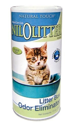 Nilodor Nilolitter Litter Box Additive by Nilodor by Nilodor, Inc.