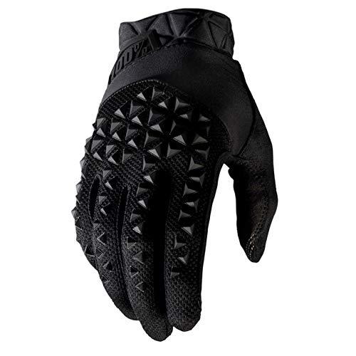 100 Percent Herren GEOMATIC BLACK MD Handschuh für besondere Anlässe, Schwarz, 80