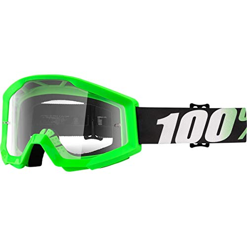 100% 50400-239-02 Strata Arkon Masque de Vtt Noir