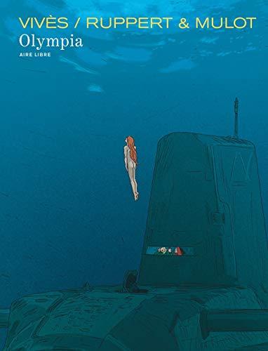 La Grande Odalisque - tome 2 - Olympia